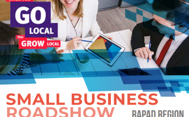 Small Business Roadshow – RAPAD Region