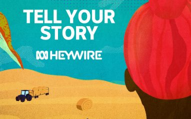 ABC Heywire storytelling competition is now open.