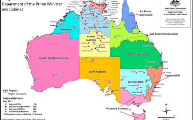 Dept of Prime Minister and Cabinet's Indigenous Affairs Group's Regional Network