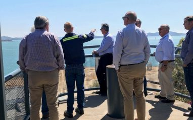 RDA Committee Tour the Gladstone Port